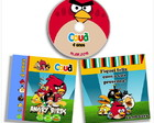 DVD ou CD Personalizado + Envelope