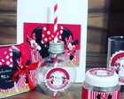 Kit minnie luxo