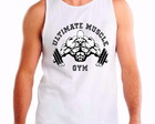 Camiseta Camisa regata ultimate muscle