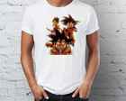 Camiseta Camisa Dragon Ball model 1