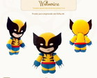 Molde Wolverine - Pocket