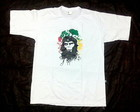 T-shirt estampa macaco reggae roots