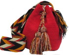 Bolsa Wayuu Inspired -Tribal Boho Chic