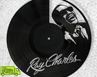 Ray Charles - Quadro - Arte no LP