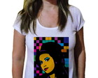 Camiseta Feminina Amy winehouse 6