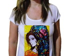 Camiseta Feminina Amy winehouse 13