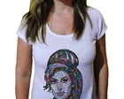 Camiseta Feminina Amy winehouse 14