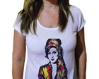 Camiseta Feminina Amy winehouse 21
