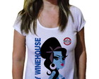 Camiseta Feminina Amy winehouse 22