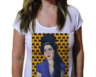 Camiseta Feminina Amy winehouse 26