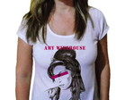 Camiseta Feminina Amy winehouse 27