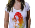 Camiseta Feminina Amy winehouse 28