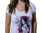 Camiseta Feminina Amy winehouse 29