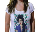 Camiseta Feminina Amy winehouse 32