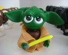 Mini Toy - Mestre Yoda Star Wars