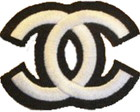 PATCH CHANEL SIMBOLO TERMOCOLANTE