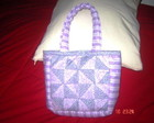 BOLSA PATCHWORK