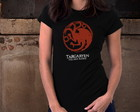 Camiseta Feminina Targaryen Game Thrones