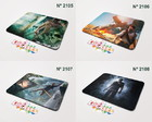 Mouse Pad Uncharted 2 3 4 Nathan Drake