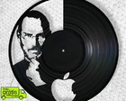 Steve Jobs - Quadro - Arte no LP