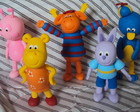 KIT COMPLETO BACKYARDIGANS
