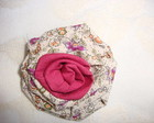 broche floral