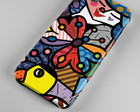 Capinha | Case Iphone R Britto 0056
