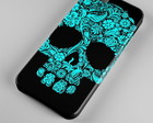 Capinha | Case Iphone Caveira Flor 0061