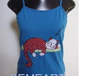 Camiseta Gatinho Dorminhoco