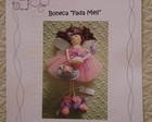 Molde &quot;Boneca Fada Mell&quot;