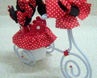 "Bicicleta ""Minnie"""