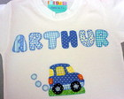 Camiseta Arthur