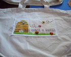 Ecobag Carteira Pintada