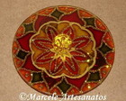 Porta-Incenso Mandala
