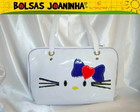 HELLO KITTY BOLSA OMBRO BRANCA