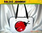 JOANINHA BOLSA OMBRO BRANCA
