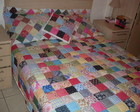 Colcha Patchwork Sortido Casal