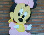 Baby Disney - Minnie - mdf.
