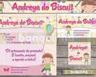Kit Elo7 - Andreya do Biscuit