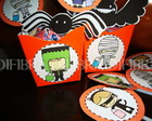 Kit Festa Halloween Infantil
