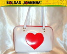 CORAO BOLSA OMBRO BRANCA