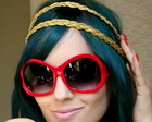 HEADBAND PARIS TRAN�ADO