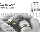 Save the Date - Reserva esta Data