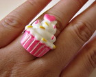 Anel Cupcake