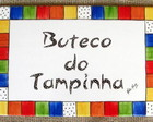 Placa Buteco do Tampinha