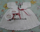 vestido de croche