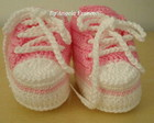 All Star Baby Croche Rosa-Ch�!!!