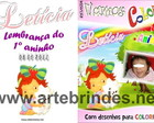 Revista colorir Moranguinho Baby