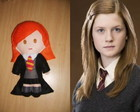 Gina Weasley - Harry Potter