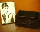 Caixa para Cds ou Dvds Audrey Hepburn